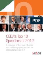 Top Ten Speeches Final