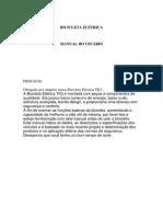Manual Tkx 900