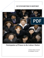 Female Labour Force Participation