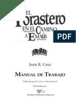 Cross John - El Forastero en El Camino a Emaus - Manual de Trabajo