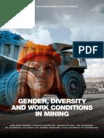 Gender Diversity in Mining