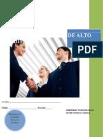 Manual Dirección de Equipos de Alto Rendimento