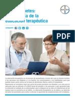 13 - Tengo Diabetes. Importancia de La Educacion Terapeutica