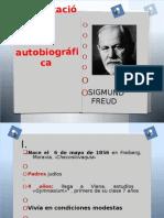 Presentación AUTOBIOGRAFICA Sigmund Freud