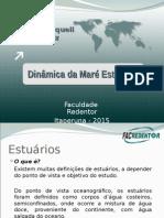 Dinâmica da Maré Estuarina