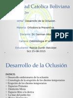 desarrollo de la oclusion.pptx