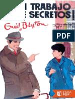 !Buen Trabajo Siete Secretos! - Enid Blyton