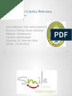 Documentacion Ortodontica