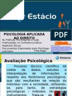 1 - Avaliação Psicológica