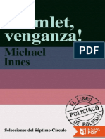 !Hamlet Venganza! - Michael Innes