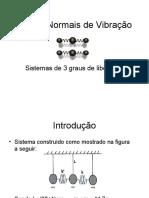 Modos Normais de Vibração