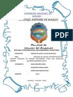 Proyecto Marian Aguas
