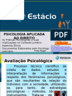 Avaliação Psicológica - Cópia