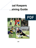 Goalkeeper Coaching Notes