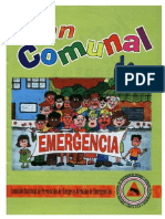 Plan Comunal de Emergencias