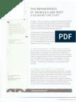 "Minneapolis SecuroNet Case Study Sheet ""St. Patrick's Day Riot"""