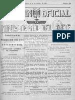Boletin Oficial del Ministerio del Aire - 6 noviembre 1947