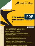 Tecnologia Wireless - Aula 1 - Introdução