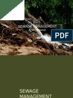 Sewage Management
