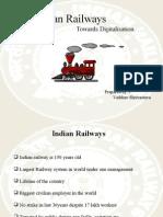 Indian Railways Digitalisation