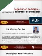 EL+ARTE+DE+NEGOCIAR+EN+COMPRAS+