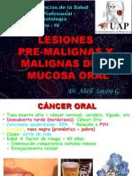 Cancer Bucal Benignos Malignos