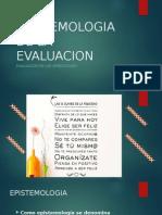 Epistemologia de La Evaluacion (1)