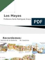 cuarto tercera unidad los mayas