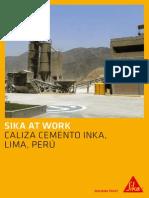 SAW Cemento Inka