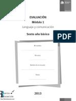 Pruebas de Evaluación 6 Lenguaje Diarioeducacion Blog