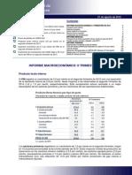 Resumen Informativo 31 2015