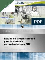 Sintonización PID