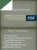 clase 1, introduccion al curso de geologia