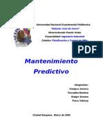 Mantenimiento predictivo1