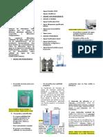 Agua Para Uso Farmaceutica