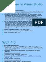 Overview of Dotnet Framework 4.0