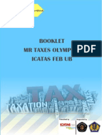Booklet Mr Taxes Olympiad 2015