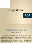 Documento de logística