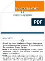 Metodología OMT (James Rumbaugh y Michael Blaha 1991)