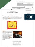 Definición de Ciencia Ficción - Qué Es, Significado y Concepto