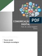 Aula 3 - Comunicação Digital