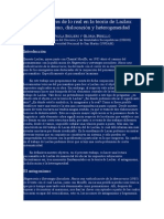Biglieri & Perelló-Los Nombres de Lo Real en La Teoría de Laclau-Antagonismo, Dislocación y Heterogeneidad