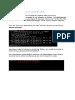 Manual Configuracion Red Centos 6.X