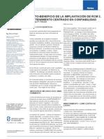 COSTO-BENEFICIO DE LA IMPLANTACIÓN DE RCM 2