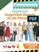 Revista El Prevencionista APDR Ed 6