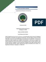 Plan de Flexibilidad para Puerto Rico