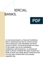 Comercial Banks