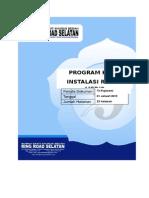 Program Kerja Rm 2014