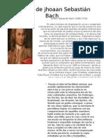 Historia de jhoaan Sebastián Bach.pptx