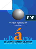 La Practica Investigacion Edu